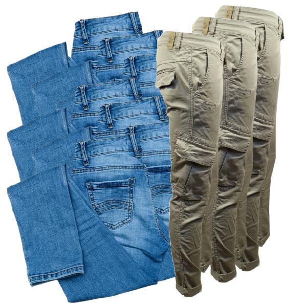 10 pantaloni casual